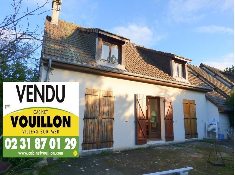 Verkoop  huis Villers sur mer 343000€ - Foto 1