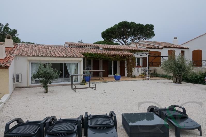 Vente de prestige maison / villa Le lavandou 420000€ - Photo 2