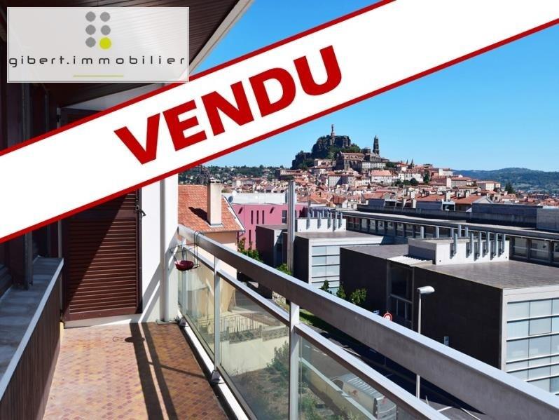 Sale apartment Le puy en velay 111700€ - Picture 1