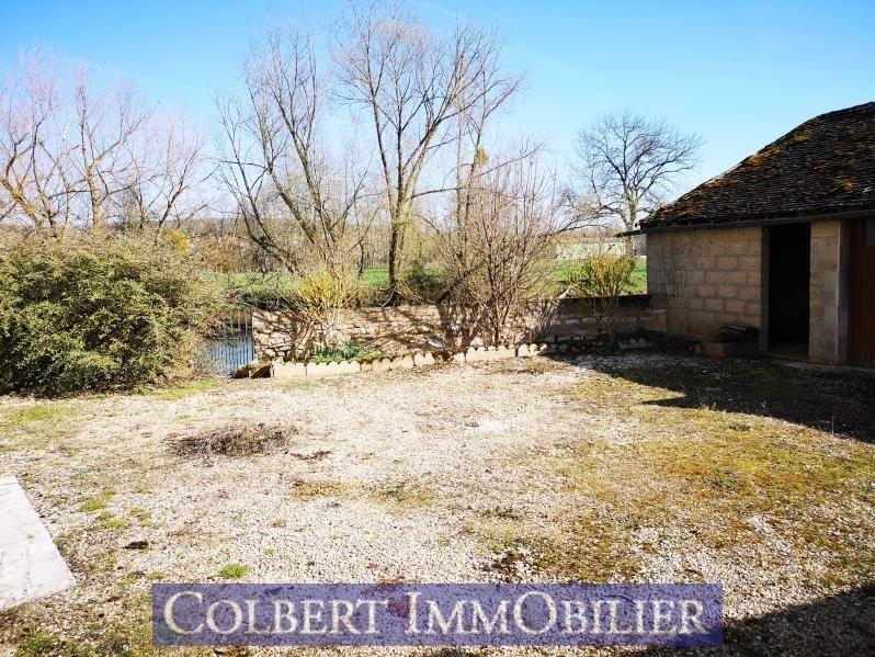Sale house / villa La chapelle vaupelteigne 129000€ - Picture 10