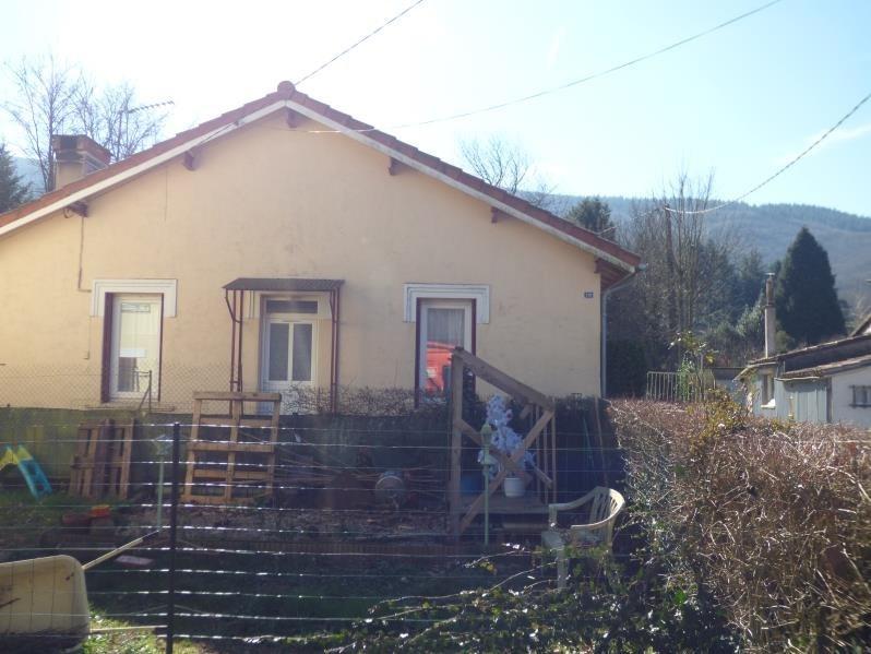 Vente maison / villa Lacabarede 110000€ - Photo 1