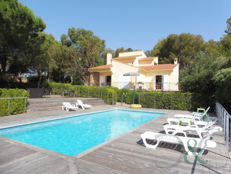 Deluxe sale house / villa Bormes les mimosas 1144000€ - Picture 1