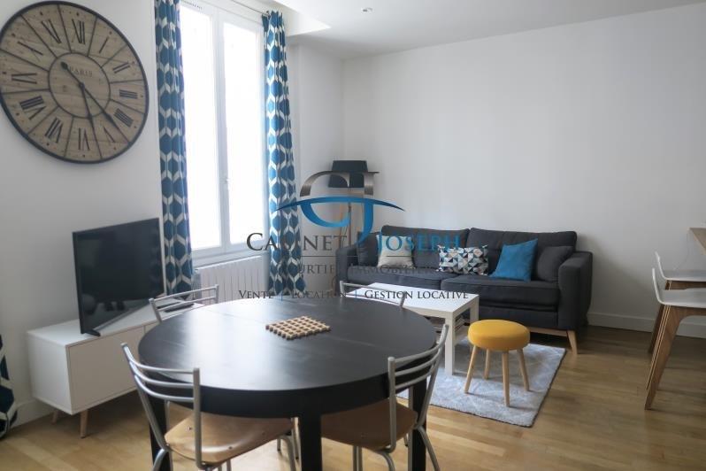 Vente appartement Paris 18ème 595000€ - Photo 1
