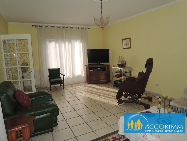Sale house / villa Villeurbanne 370000€ - Picture 4