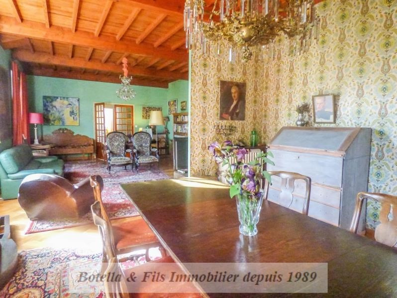 Verkoop van prestige  huis Uzes 975000€ - Foto 3