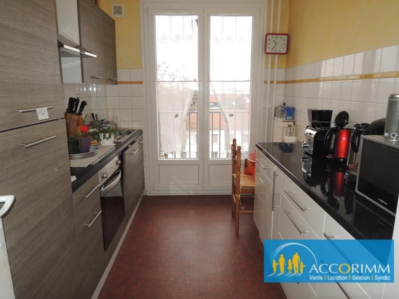 Vente appartement St fons 119 000€ - Photo 4