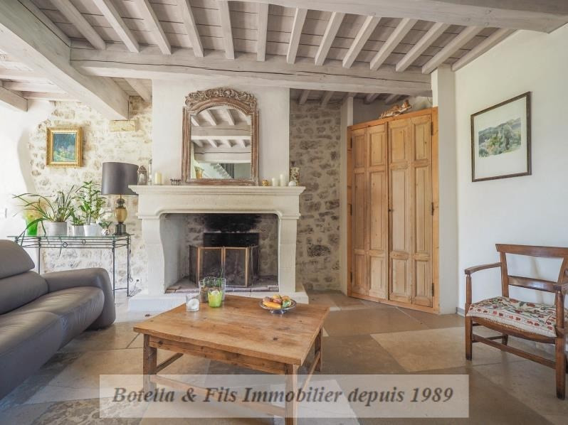 Venta de prestigio  casa Uzes 1690000€ - Fotografía 5