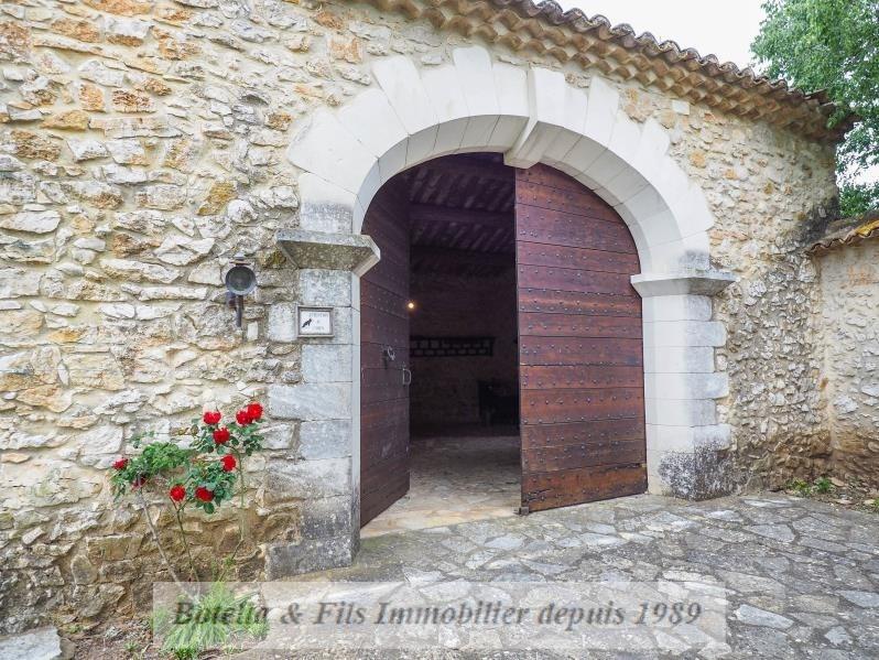Venta de prestigio  casa Uzes 699000€ - Fotografía 3