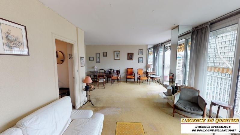 Sale apartment Boulogne billancourt 591000€ - Picture 2