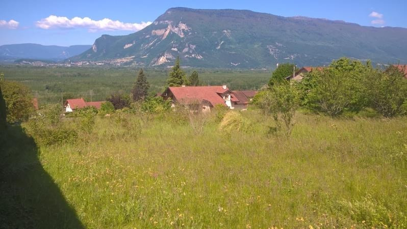 Venta  terreno Chindrieux 81000€ - Fotografía 1