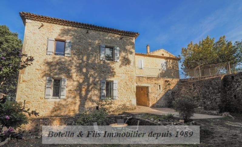 Immobile residenziali di prestigio casa Uzes 750000€ - Fotografia 2