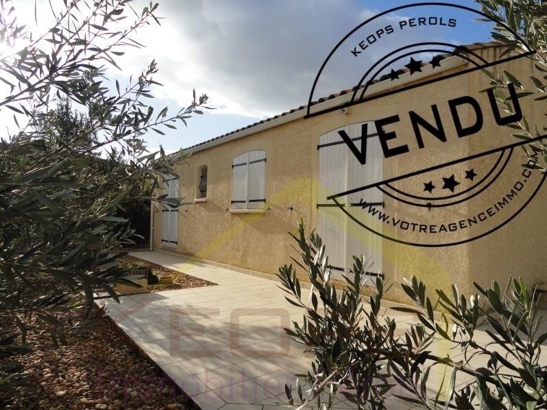 Sale house / villa Perols 358000€ - Picture 1