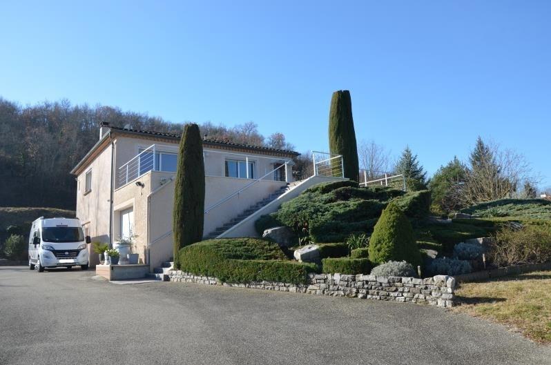Vente maison / villa Ruoms 340000€ - Photo 1