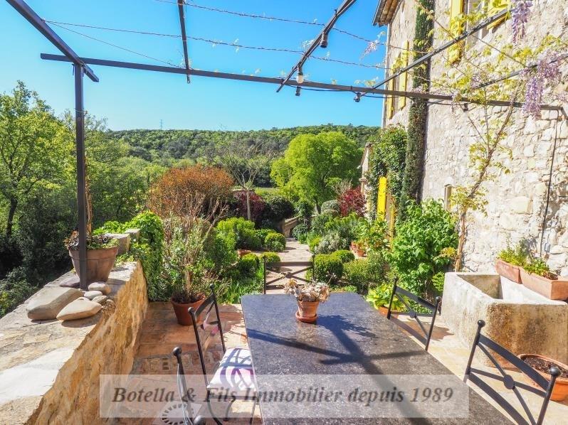 Immobile residenziali di prestigio casa Uzes 1100000€ - Fotografia 5