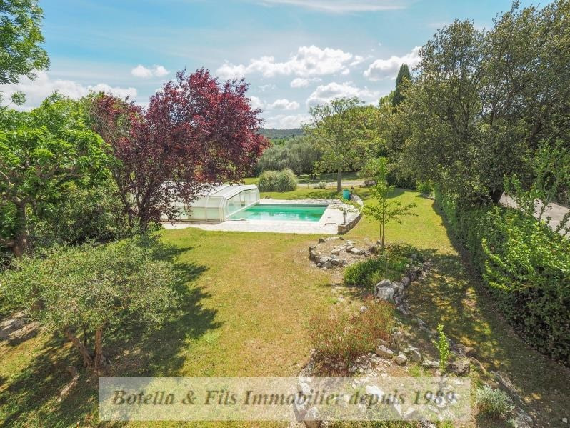 Verkoop van prestige  huis Uzes 688000€ - Foto 4