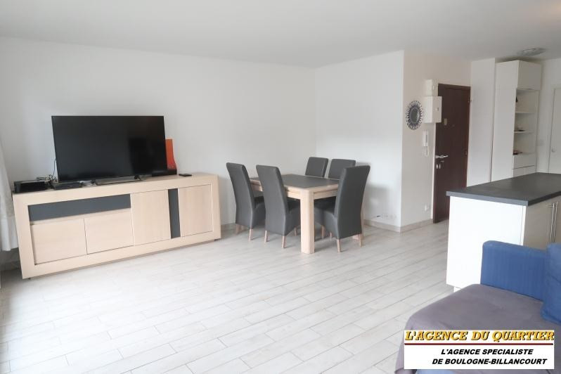 Rental apartment Boulogne billancourt 1800€ CC - Picture 2