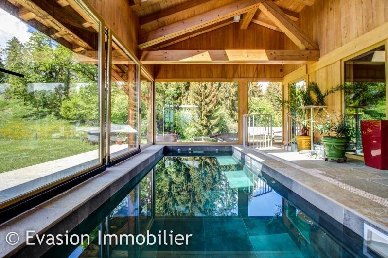 Vente de prestige maison / villa Combloux 2900000€ - Photo 2