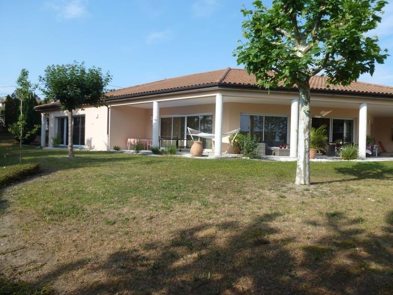 Vente de prestige maison / villa Pont du chateau 820000€ - Photo 1