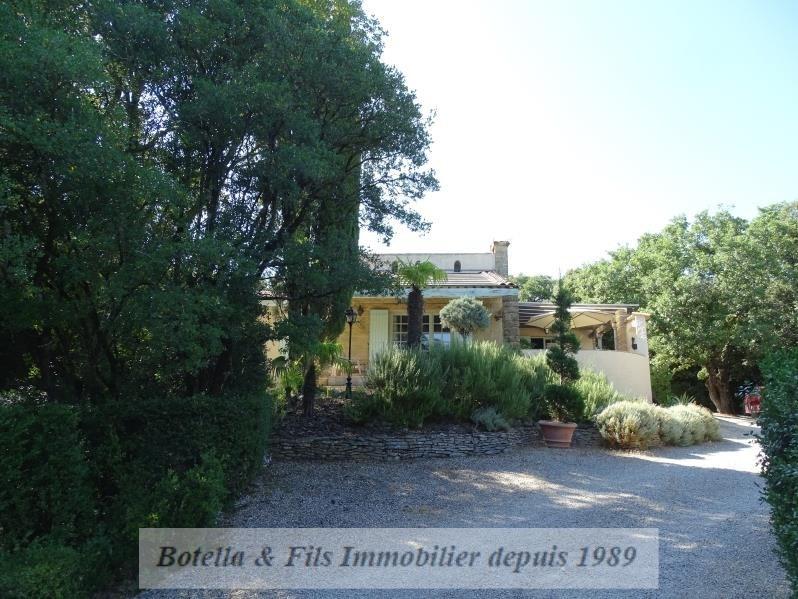 Verkoop  huis Barjac 382000€ - Foto 1