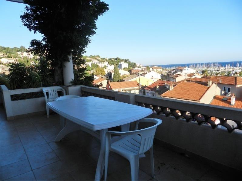 Deluxe sale house / villa Le lavandou 624000€ - Picture 2
