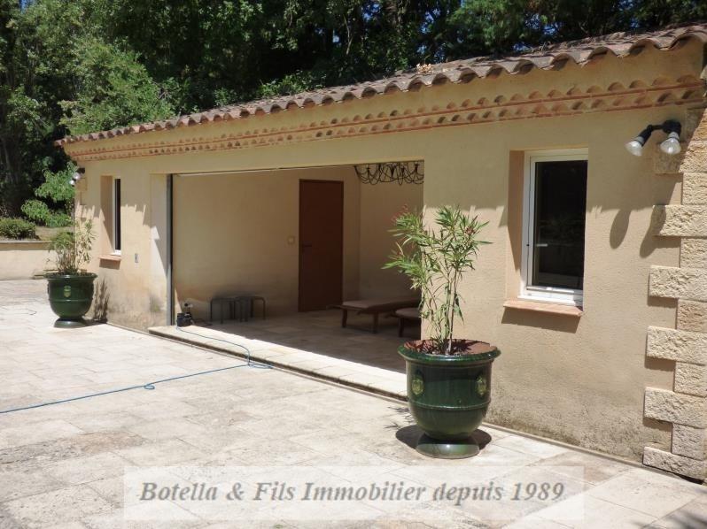 Vente de prestige maison / villa Vers pont du gard 694000€ - Photo 15