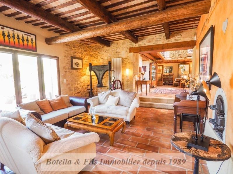 Vente de prestige maison / villa Uzes 895000€ - Photo 4