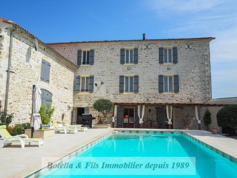 Immobile residenziali di prestigio casa Uzes 842000€ - Fotografia 1