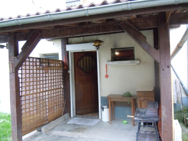 Verkoop  flatgebouwen Voujeaucourt 128000€ - Foto 1