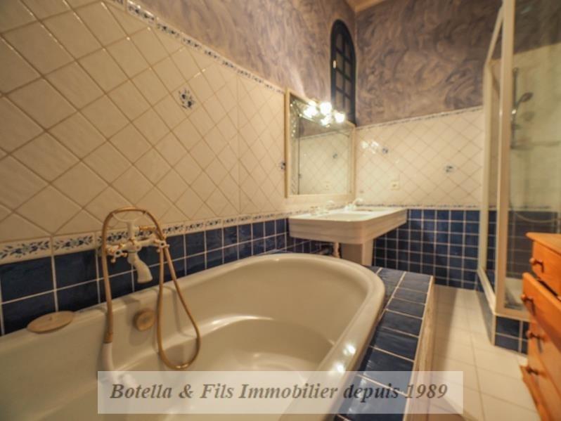 Verkoop van prestige  huis Uzes 537000€ - Foto 12