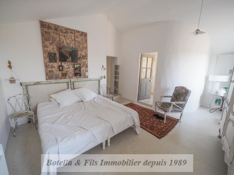 Immobile residenziali di prestigio casa Uzes 1580000€ - Fotografia 14