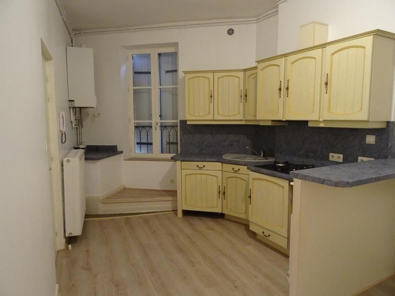 Rental apartment Moulins 370€ CC - Picture 1