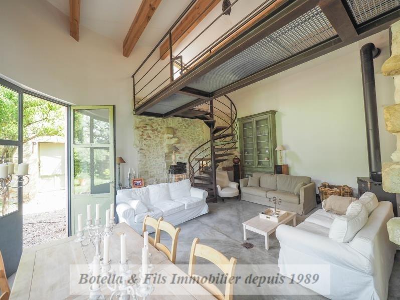 Verkoop van prestige  huis Uzes 849000€ - Foto 5