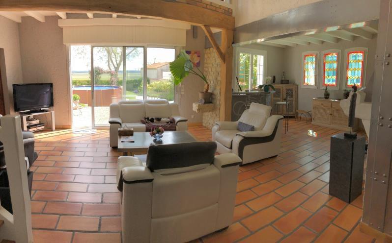Vente maison / villa Semussac 299500€ - Photo 5