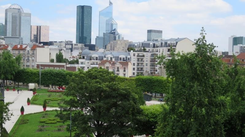 Location appartement Puteaux 990€ CC - Photo 1