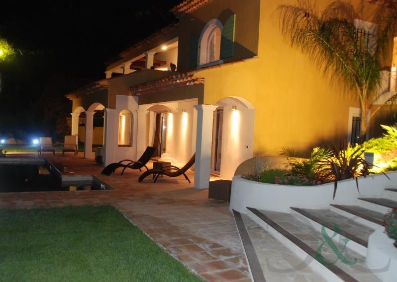 Vente de prestige maison / villa Le lavandou 1380000€ - Photo 9