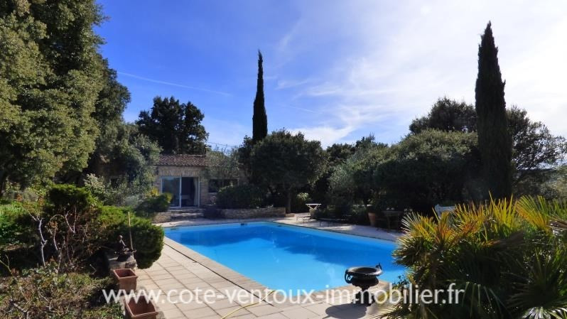 Deluxe sale house / villa Venasque 735 000€ - Picture 3