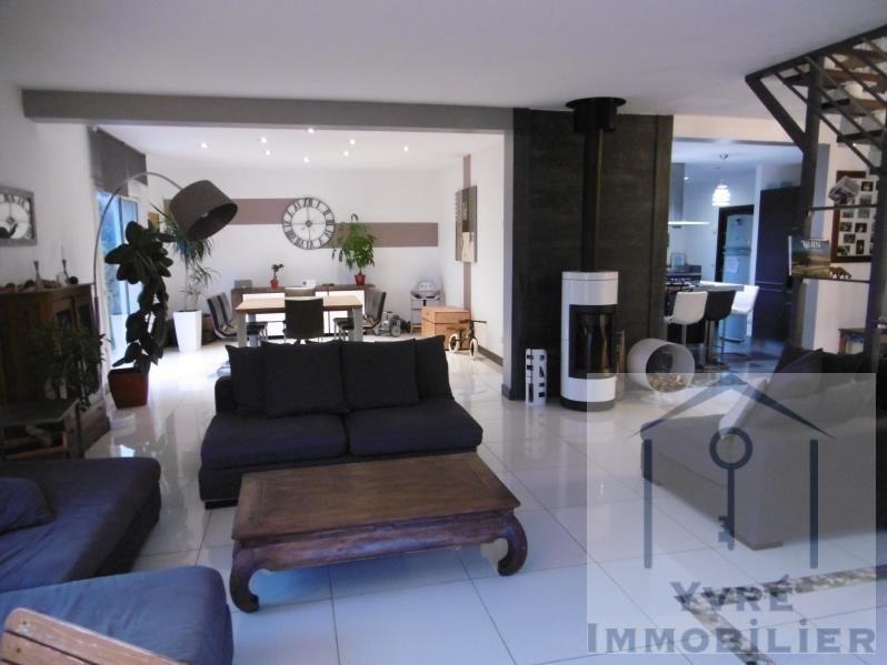 Sale house / villa Sarge les le mans 384800€ - Picture 1