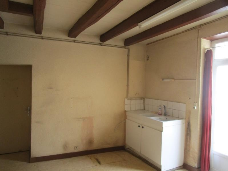 Vente maison / villa Pamproux 75 600€ - Photo 2