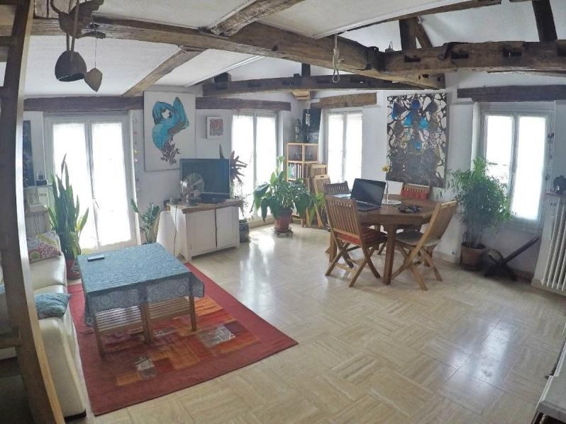 Sale apartment Paris 4ème 620000€ - Picture 2