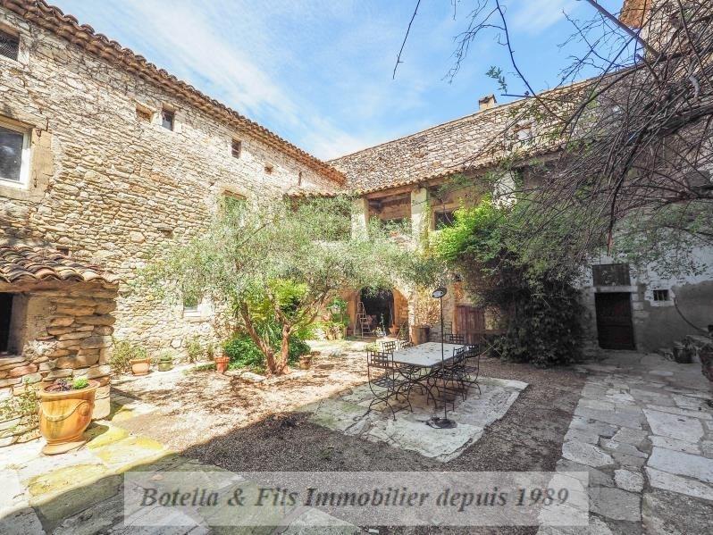 Vente de prestige maison / villa Uzes 688000€ - Photo 7