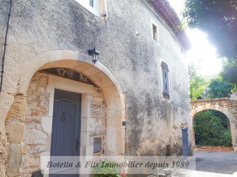 Vente maison / villa Goudargues 199000€ - Photo 1