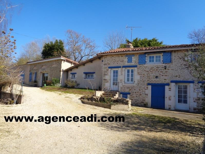 Vente maison / villa Auge 166 200€ - Photo 1