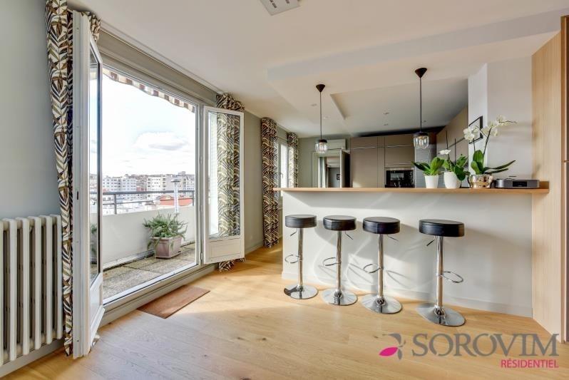 Vente de prestige appartement Lyon 6ème 1150000€ - Photo 1