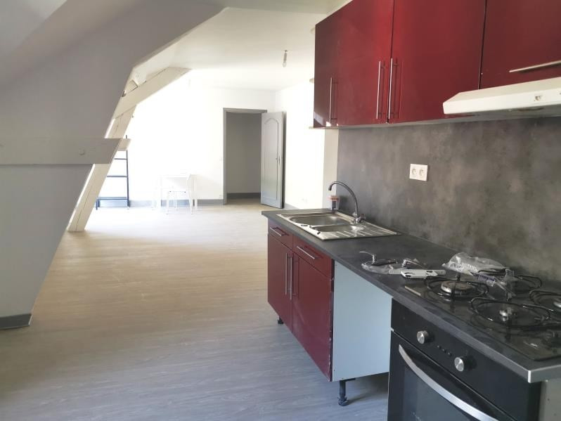 Rental apartment Mazamet 450€ CC - Picture 1