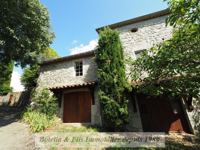 Verkoop  huis Barjac 299000€ - Foto 1