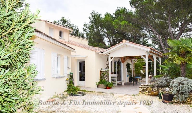 Venta de prestigio  casa Uzes 590000€ - Fotografía 9