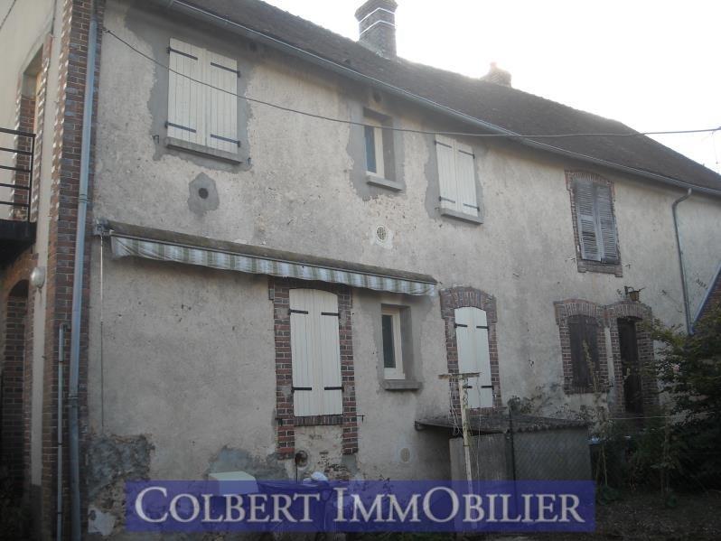 Verkoop  huis Villeneuve les genets 51500€ - Foto 2
