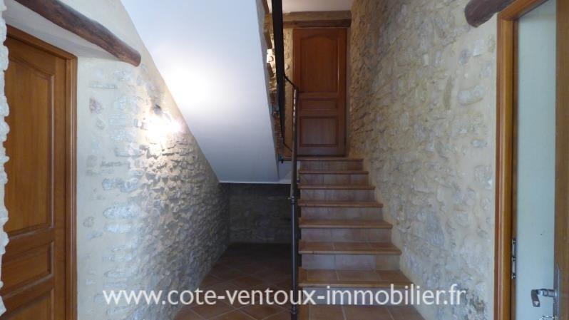 Sale house / villa Sarrians 448900€ - Picture 8