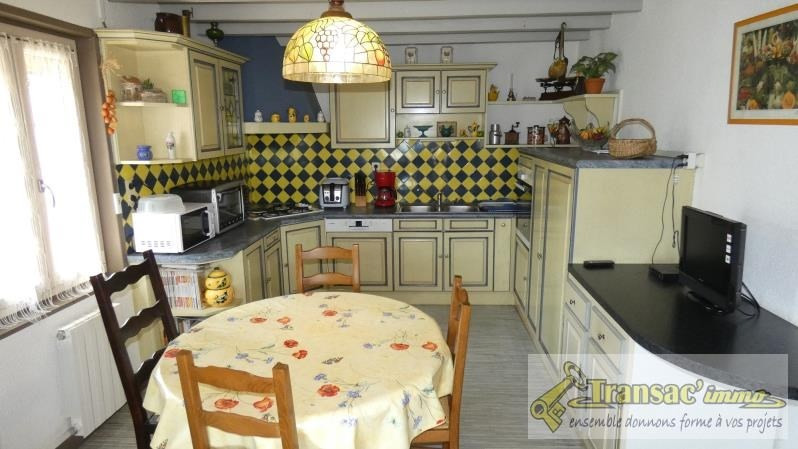 Sale house / villa Aubusson d'auvergne 113420€ - Picture 2