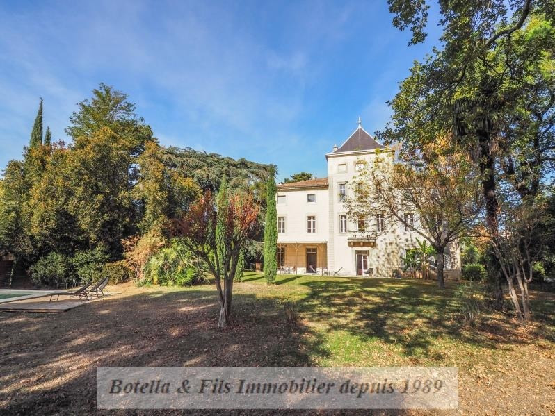 Deluxe sale chateau Uzes 760000€ - Picture 13
